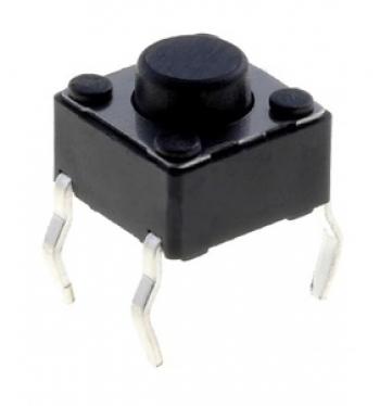 Кнопка тактовая 6*6*5мм