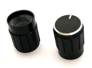 Ручка для потенциометра 6мм (14*17)
