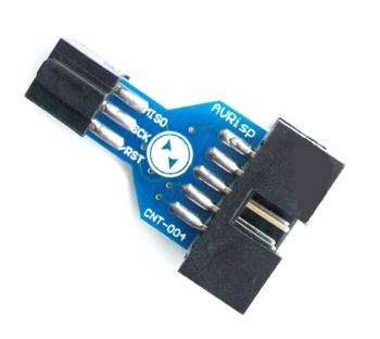 Адаптер для AVR-ISP/ASP 6-10pin