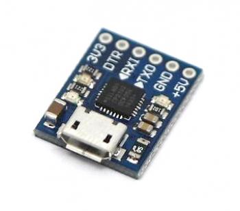 Преобразователь USB TTL UART (CP2102 usb-micro)
