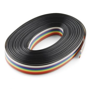 Dupont кабель 10-жильный (1м)