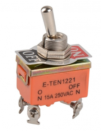 Тумблер E-TEN 1221 ON-OFF