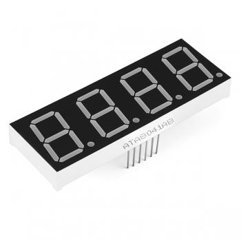 LED индикатор 4-х числовой