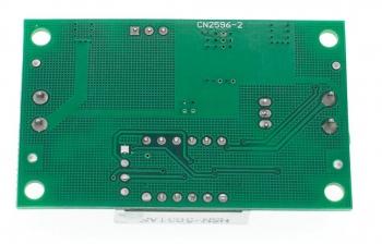 DC-DC понижающий преобразователь LM2596 с вольтметром