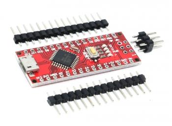 Arduino Nano v3.0 kit (168, ch340, usb-micro)