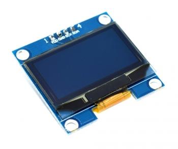 """OLED графический дисплей 1.3"""" (128x64, I2C)"""