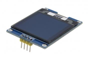 """OLED графический дисплей 1.5"""" (128x128, I2C)"""