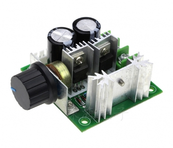 Регулятор скорости мотора ШИМ (12-40В/10А)