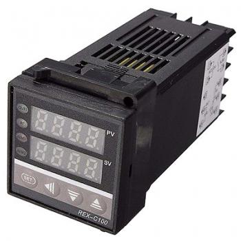 Контроллер температуры ПИД REX-C100
