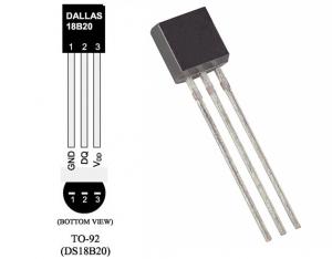 Dallas 18B20 в Челябинске купить