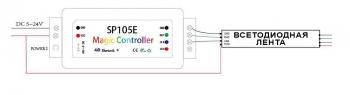 Контроллер адресных лент SP105E