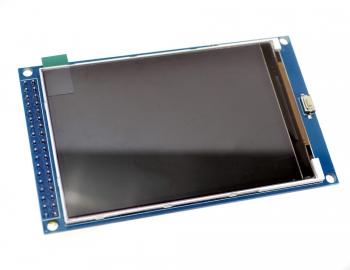 """TFT шилд 3.5"""" c SD (для MEGA2560)"""