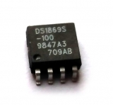 Потенциометр цифровой DS1869S (100К)