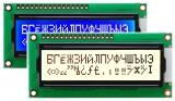 LCD дисплей LCM1602 кириллица