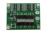 Контроллер заряда/разряда Li-Ion BMS-3S (25А)