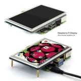 "TFT дисплей 5"" сенсорный для Raspberry Pi 2/3"