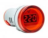 Вольтметр AD16-22DSV до 500В
