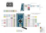 Arduino Pro Mini 5V ATmega168