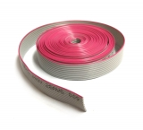 Dupont кабель 10-жильный серый