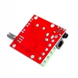 Стерео усилитель c потенциометром (PAM8610)