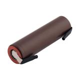 Аккумулятор 18650 ток 20А с контактами