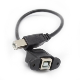 USB-B удлинитель в корпус