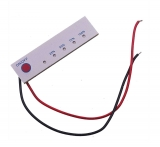 Индикатор заряда li-ion 3S (12.6В) с кнопкой