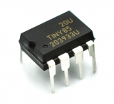 Микроконтроллер ATTINY85-20PU DIP-8