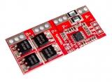 Контроллер заряда/разряда Li-Ion BMS-4S (30А)