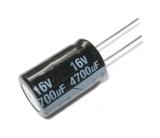 Конденсатор электролит 16В 4700мкФ