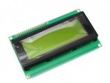 LCD дисплей 2004 (зеленый)