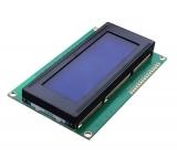 LCD дисплей 2004 (синий)
