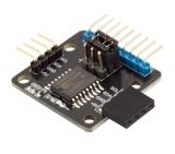 Модуль расширения PCA8574AD (I2C)