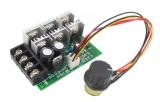 Регулятор скорости мотора ШИМ (10-60В/35А)