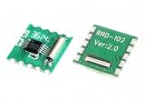 FM стерео радио модуль RRD-102 v2.0 (RDA5807M)
