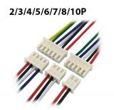 Разъем XH2.54 жен. с кабелем