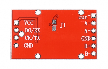 Модуль АЦП для весов HX711