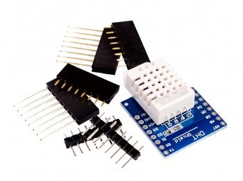 Wemos D1 mini DHT22 модуль термодатчика