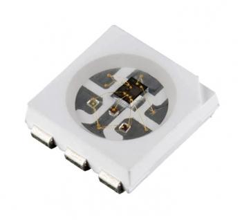 Светодиод RGB WS2813 5050