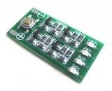 Индикатор заряда батареи 3S (12.6В, pcb) с кнопкой
