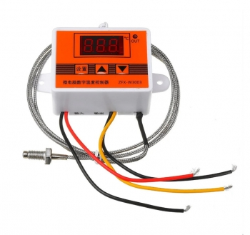 Реле термостат ZFX-W3003 12В